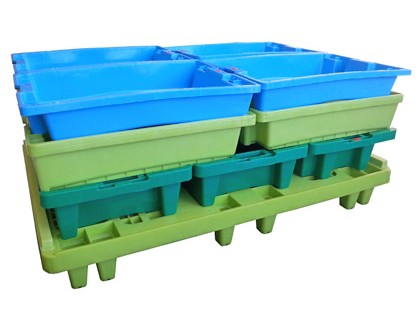 Picking de cajas en palet de 80×120 cm