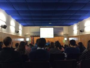 TEPSA participa en el seminario sobre cultivo de algas de APROMAR