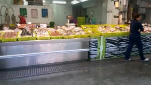 cajas de plastico pescaderia