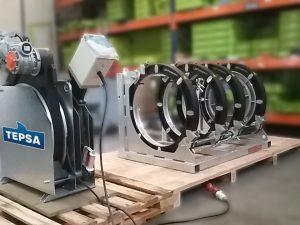 Boyas marinas fabricadas a medida: nuevos diámetros disponibles.