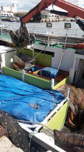 Carpinteria naval TEPSA en novo cazador