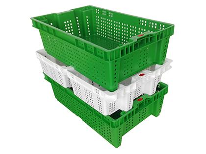cajas de plastico perforadas combinables