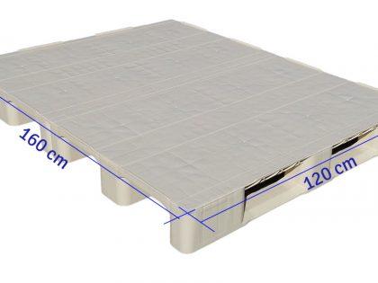 Palets y contenedores de 160×120 cm fabricados a medida