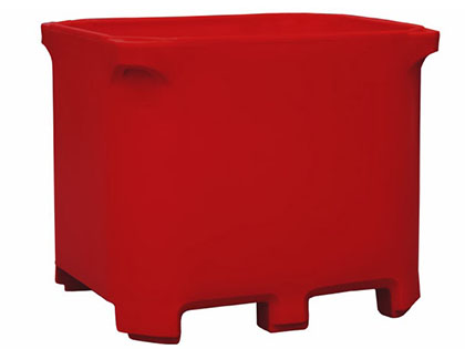 565 L meat bin