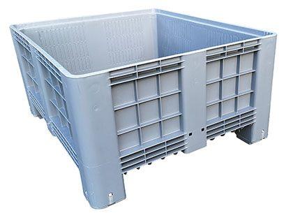 Bulk bin container