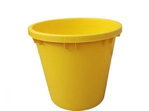 Plastic flower bucket 20L