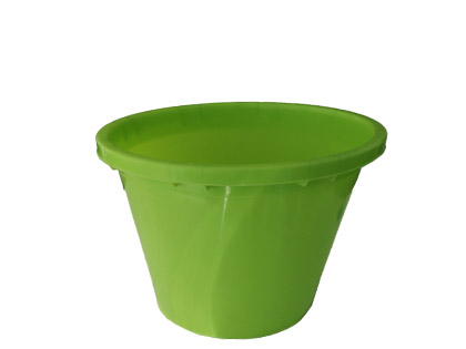 Plastic flower bucket 15L