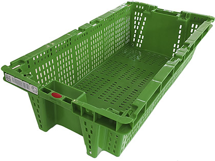 80x40x20cm perforated crate