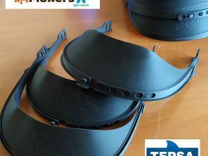 TEPSA dedica sus impresoras y filamento 3D al proyecto Coronavirusmakers