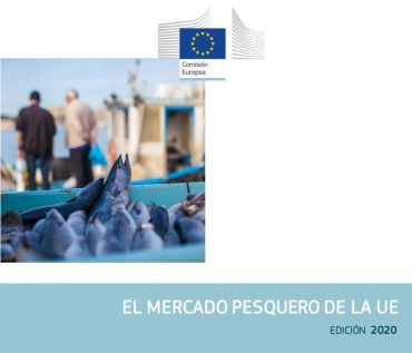Portada informe sector pesquero 2020